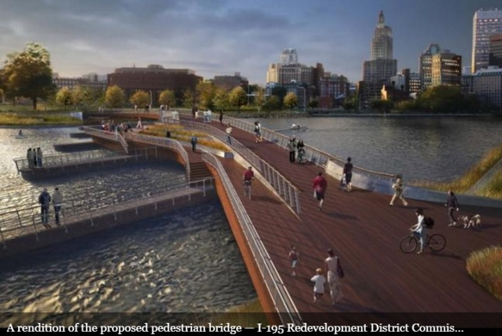 Original design for bridge ++$18 million